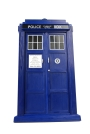 TARDIS - a dimensionally transcendental Police Box - author purchased from iStock